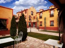 Rincón de Navarrete, Calamocha (Monreal del Campo yakınında)