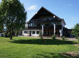 Landhaus zum Mushof, Wethen (Warburg yakınında)