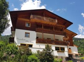 Hotel Florian, Ultimo (Santa Gertrude nella Val d'Ultimo yakınında)
