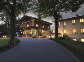 ROMANTIK Hotel Bayrisches Haus Potsdam, Potsdam (Geltow yakınında)