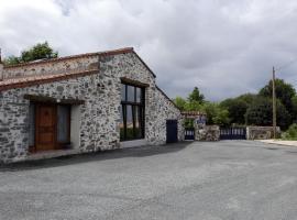 Gîte Relais du Doulay, Saint-Fulgent (рядом с городом Saint-André-Goule-d'Oie)