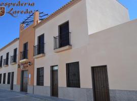 Hospederia Laredo, La Carlota (Aldea Quintana yakınında)