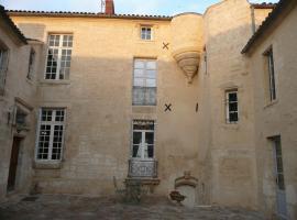 Demeure Valeau du Rivage, Luçon (рядом с городом Champagné-les-Marais)