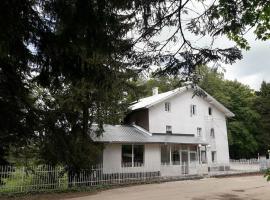 Творческа къща Петрохан, Gintsi (Iskrets yakınında)