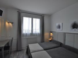 Hôtel Le Grand Val, Шомон (рядом с городом Villiers-sur-Suize)