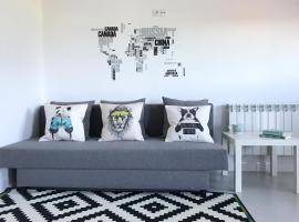 Nuevo Apartamento Fazouro, Фос (рядом с городом Nois)