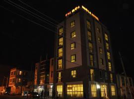Mekelle Hotel, Mek'elē (Regiooni Easetern Tigray lähedal)