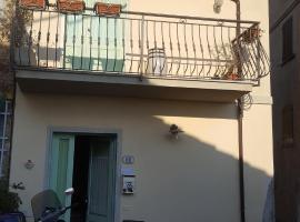 Casa Gallè, Pietrasanta (Vitoio yakınında)