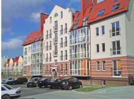 Apartment on Prazhskii