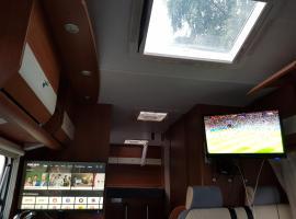 Landvetter nature caravan