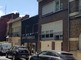 To go working or shopping, Roubaix (Templeuve yakınında)