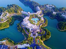 Resort Qiandao Lake, Thousand Island Lake (Dashiping yakınında)