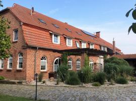 Urlaub im Landhaus mit Sommerküche XL, Grundshagen (Klütz yakınında)