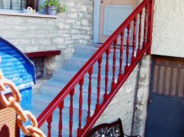 The Nest House in Zagori(Η Φωλιά)-Studio 42t.m
