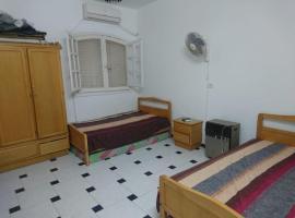 Saeed Holiday House, El Alamein (Dawwār Muḩammad Abū Shanab yakınında)