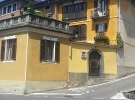 B&B IL TERRAZZO, Pollone (Sordevolo yakınında)