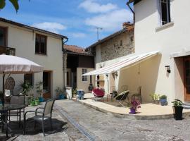 Belle's Retreat, Saint-Jean-de-Sauves (рядом с городом Frontenay-sur-Dive)