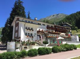 Hotel La Meridiana, Madesimo