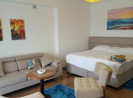 White Tower Mamaia Apartament 609