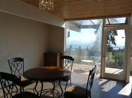 Ocean villa, West Vancouver