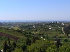 Doma gruzia adjaria, Кобулети (рядом с городом Zeda Sameba)