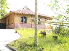 Antariksa Resort, Sukabumi (рядом с городом Gunungmalang)