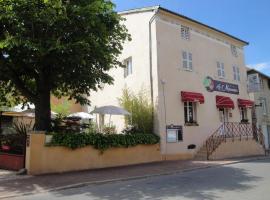le Marronnier, Tramayes (рядом с городом Pierreclos)