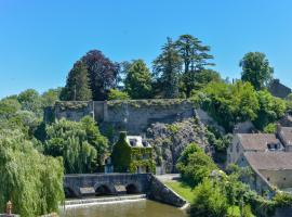 Le refuge des Alpes Mancelles, Френе-сюр-Сарт (рядом с городом Moitron-sur-Sarthe)