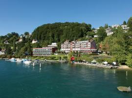 Seehotel Hermitage, Lucerna