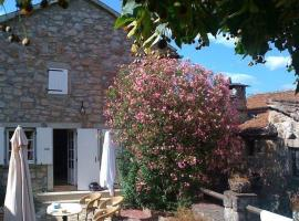 Maison ardechoise, Chambonas (Near Les Vans)