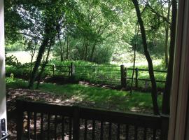 Sweetings Wood Glamping., Bayford (рядом с городом Little Berkhampstead)