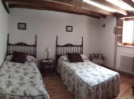 La Casa del Valle, Ailanes