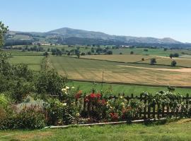 The View, Welshpool (рядом с городом Forden)