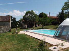 Tissendie, Bourg-de-Visa (рядом с городом Saint-Maurin)