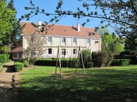 Gîte de la buissonnière, Saint-Gengoux-le-National (рядом с городом Saint-Boil)