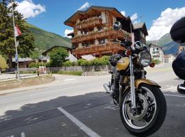 Hotel Grimsel, Obergesteln (Gletsch yakınında)