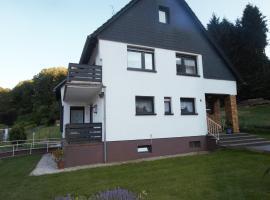 Ferienwohnung am Fackelstein, Eiserfey (Mechernich yakınında)