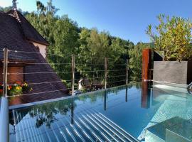 Hostellerie La Cheneaudière & Spa, Colroy-la-Roche (рядом с городом Bourg-Bruche)