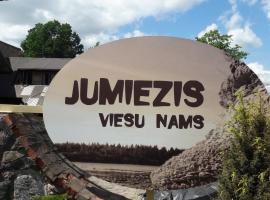Guest house Jumiezis, Плявиняс