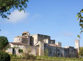 Logis L'Auberge de Larressingle, Larressingle (рядом с городом Beaumont)