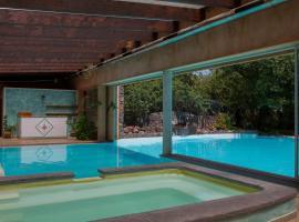 Country Hotel Mandra Edera, Abbasanta (Ghilarza yakınında)