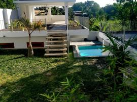 Jevinto villa, Ngingas (рядом с городом Pucung)