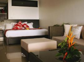 Garden Island Resort, Waiyevo