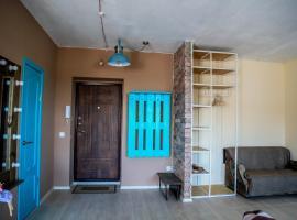 Burkovsky Rooms Titova