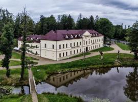 Chateau Kynšperk, Kynšperk nad Ohří (Nebanice yakınında)
