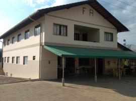 Hostel palmeiras, São João