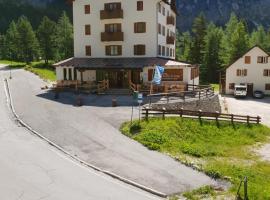 Hotel Al Sasso Di Stria