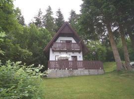 Holiday home Kovarov/Lipno-Stausee 1942, Kovářov (Plánička yakınında)
