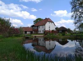 Landtraum im Traumland Mecklenburg, Warin