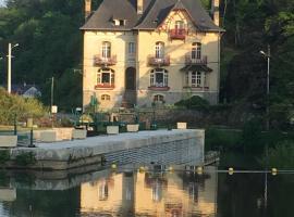 Villa Tranquillité, Rohan (рядом с городом Saint-Gonnery)